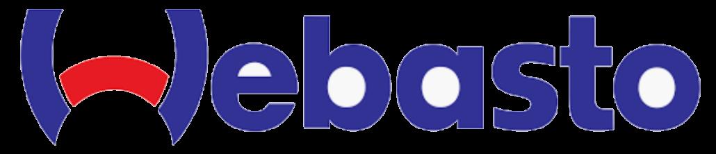 Logo von Webasto.